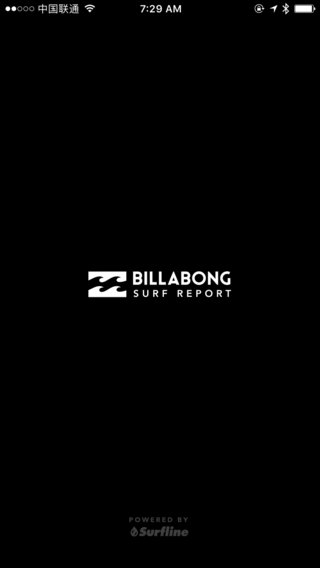 Billabong Surf Report