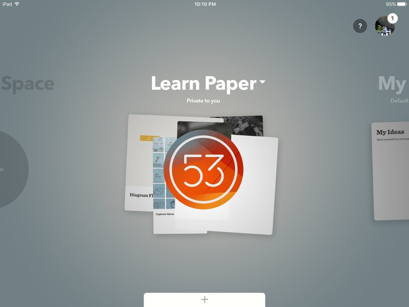 FiftyThree Paper