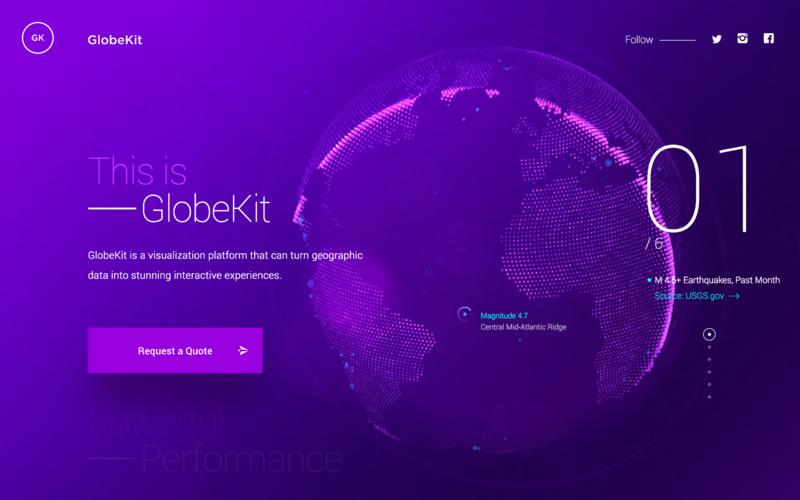 GlobeKit