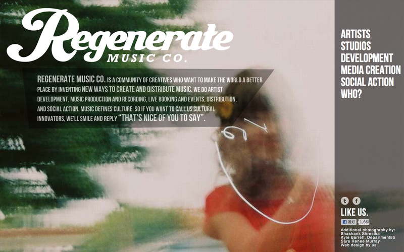 Regenerate Music Company