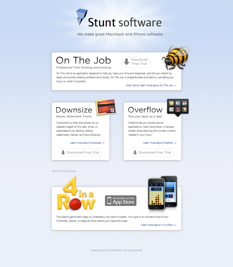 Stunt Software