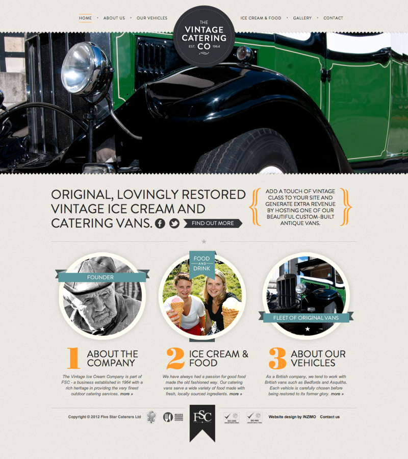 The Vintage Catering Company