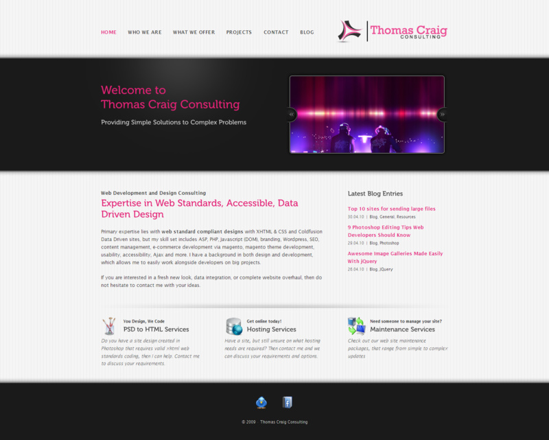 Thomas Craig Consulting