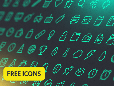 Totally Free Icon Set