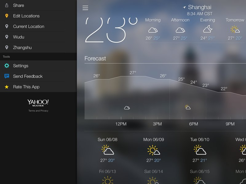 Weather!
