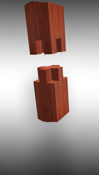 Wood Joints - Reeoo iPhone Patterns