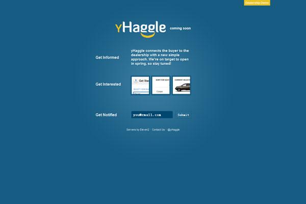 yHaggle